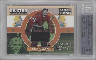 2001-02 In the Game Ultimate Memorabilia 2nd Edition - [???] #9 - Tony Esposito [BGS 9]