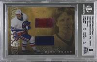Mike Bossy [BGS 8 NM‑MT] #/40