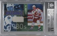 Al MacInnis [BGS 8.5 NM‑MT+] #/50