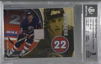 Mike Bossy [BGS 9 MINT] #/5