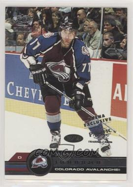 2001-02 Pacific - [Base] - Arena Exclusives #98 - Ray Bourque /50