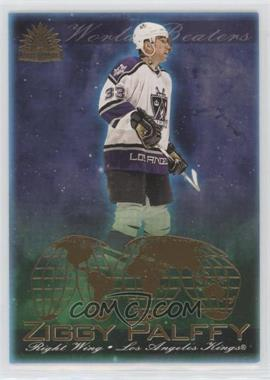 2001-02 Pacific Adrenaline - World Beaters #8 - Ziggy Palffy