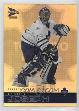 2001-02 Pacific Prism Gold McDonald's - [Base] #38 - Curtis Joseph