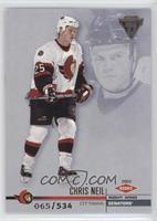 Chris Neil #/534