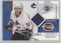 Henrik Sedin
