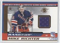 Mike Richter, Mike York
