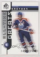 Wayne Gretzky #/3,500