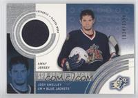 Jody Shelley (Away Jersey) #/1,500