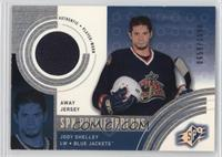 Jody Shelley (Away Jersey) /1500