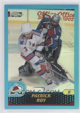 2001-02 Topps Chrome - [Base] - Refractors #47 - Patrick Roy