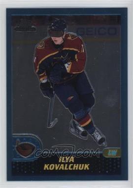 2001-02 Topps Chrome - [Base] #149 - Ilya Kovalchuk