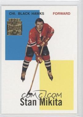 2001-02 Topps/O-Pee-Chee Archives - [Base] #14 - Stan Mikita