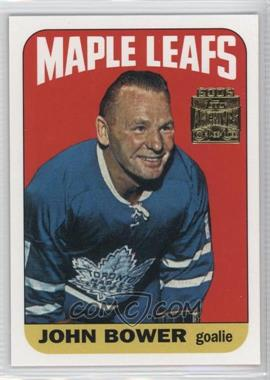 2001-02 Topps/O-Pee-Chee Archives - [Base] #52 - Johnny Bower
