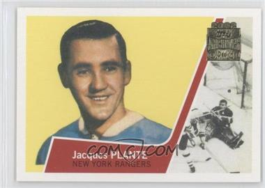 2001-02 Topps/O-Pee-Chee Archives - [Base] #6 - Jacques Plante