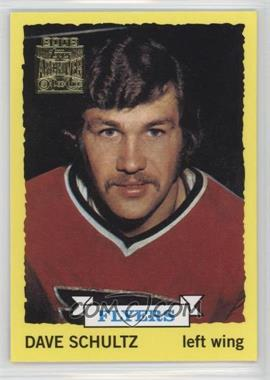 2001-02 Topps/O-Pee-Chee Archives - [Base] #66 - Dave Schultz