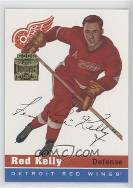 2001-02 Topps/O-Pee-Chee Archives - [Base] #72 - Red Kelly
