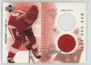 2001-02 Upper Deck Challenge for the Cup - Then and Now #TN-BS - Brendan Shanahan