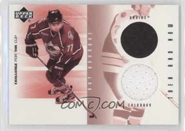 2001-02 Upper Deck Challenge for the Cup - Then and Now #TN-RB - Ray Bourque