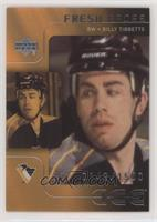 Fresh Faces - Billy Tibbetts #/1,500