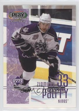 2001-02 Upper Deck Play Makers Limited - [Base] #48 - Ziggy Palffy