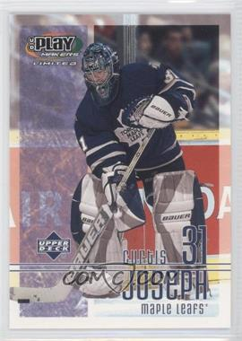2001-02 Upper Deck Play Makers Limited - [Base] #94 - Curtis Joseph