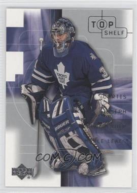 2001-02 Upper Deck Top Shelf - [Base] #41 - Curtis Joseph