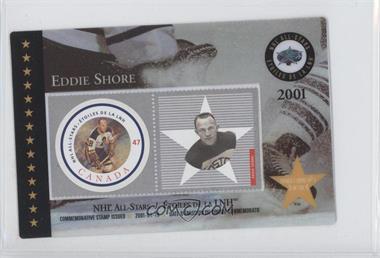 2001 Canada Post NHL All-Stars - [Base] #3 - Eddie Shore
