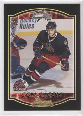2002-03 Bowman YoungStars - [Base] #155 - Rick Nash