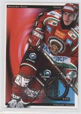 2002-03 Card Cabinet SHL Elitset - Dynamic Duo #N/A - Alexander Steen, Joel Lundqvist