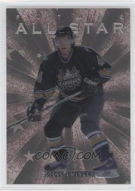 2002-03 In the Game Be A Player All-Star Edition - [Base] - Silver #144 - Steve Eminger /20