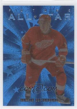 2002-03 In the Game Be A Player All-Star Edition - [Base] #139 - Henrik Zetterberg /100