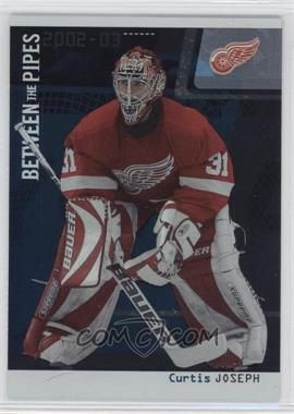 2002-03 In the Game Be A Player Between the Pipes - [Base] #17 - Curtis Joseph