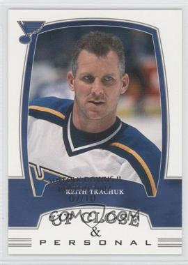 2002-03 In the Game Be A Player First Edition - [Base] - Suffolk Downs II Boston 2002 #331 - Keith Tkachuk /10