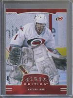 Arturs Irbe [Noted] #/10