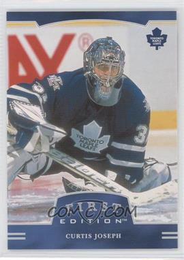 2002-03 In the Game Be A Player First Edition - [Base] #145 - Curtis Joseph