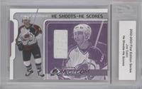 Joe Sakic /20 [ENCASED]