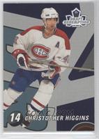 Chris Higgins [Noted] #/100