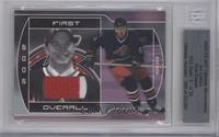 Rick Nash /20 [BGS AUTHENTIC]
