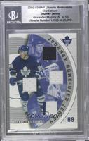 Alexander Mogilny [Uncirculated] #/50