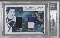 Phil Esposito, Keith Tkachuk [Uncirculated] #/40