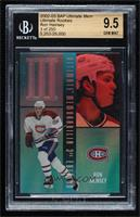 Ron Hainsey [BGS 9.5 GEM MINT] #/250