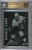 Jason Spezza [BGS 9.5 GEM MINT] #/500