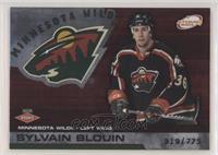 Sylvain Blouin #/775