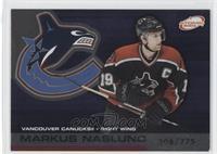 Markus Naslund #/775