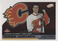 Chuck Kobasew [Noted] #/1,300