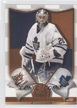 2002-03 Pacific Crown Royale - Coats of Armor #10 - Ed Belfour