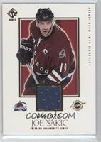 Joe Sakic #/975