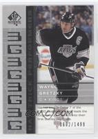 Wayne Gretzky #/1,499