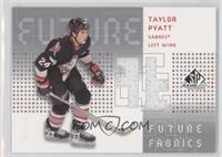 Taylor Pyatt /10