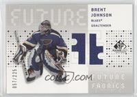 Brent Johnson /225